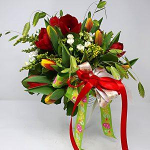 Bouquet-Fiori-Tulipani